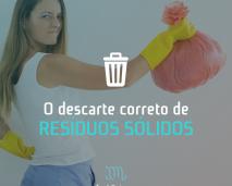 resíduos sólidos
