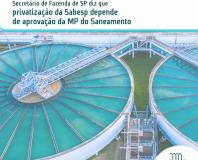 privatização da Sabesp